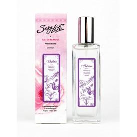 Женская парфюмерная вода с феромонами Sexy Life Sublime - 30 мл.