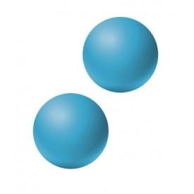 Голубые вагинальные шарики без сцепки Emotions Lexy Small